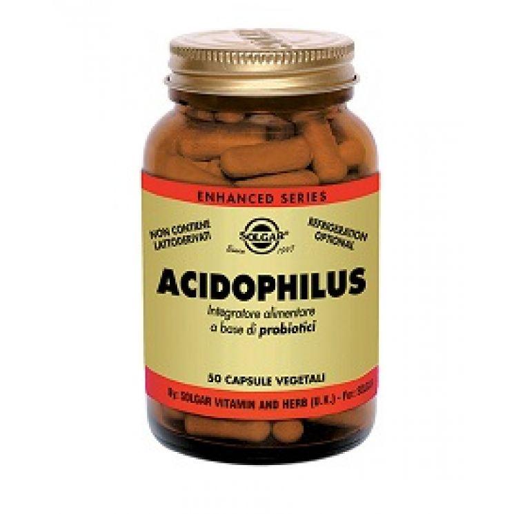 Acidophilus Solgar 50 Capsule Vegetali