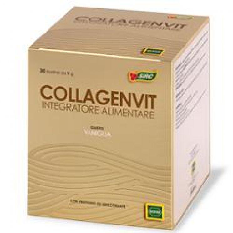 Collagenvit Vaniglia 30 Bustine Da 9g
