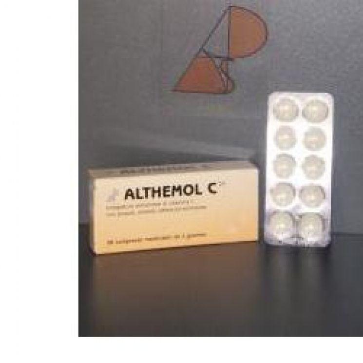 ALTHEMOL C 30 COMPRESSE MASTICABILI