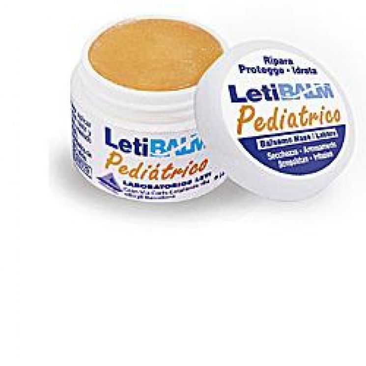 LETIBALM STICK PEDIATRICO 10ML