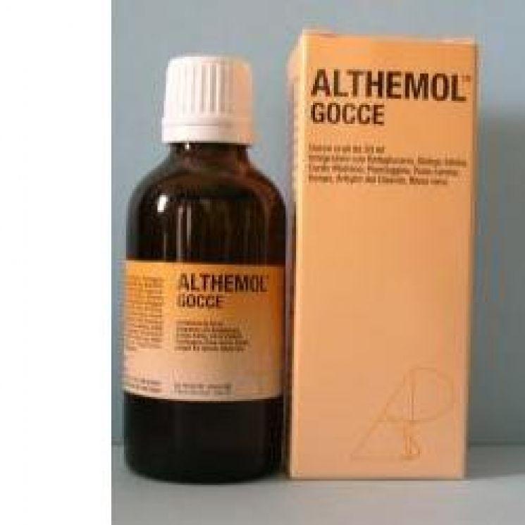 ALTHEMOL 50ML GOCCE