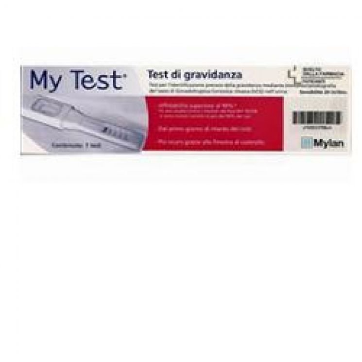 MY TEST HCG RAPID TEST GRAVID1