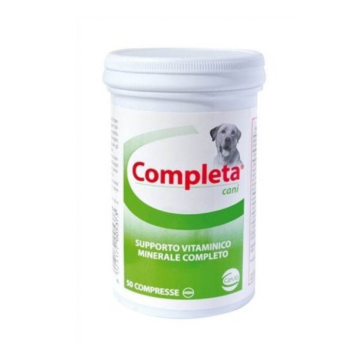 COMPLETA CANI 50 COMPRESSE