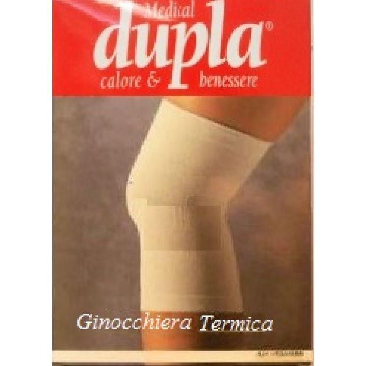 DUPLA GINOCCHIERA TERMICA COLORE CAMMELLO TAGLIA L
