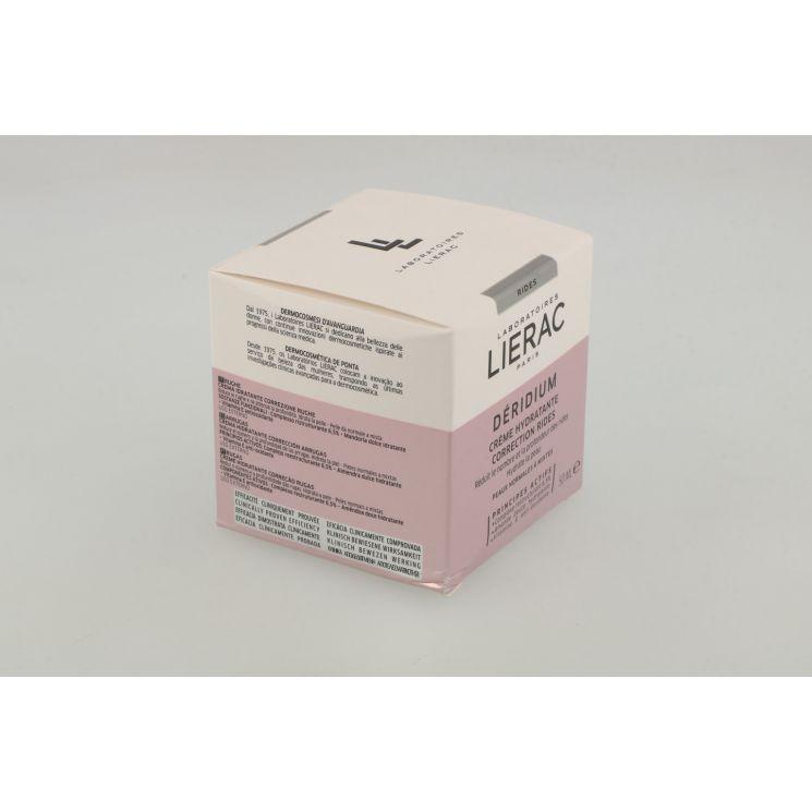 Lierac Deridium Crema idratante antirughe 50ml