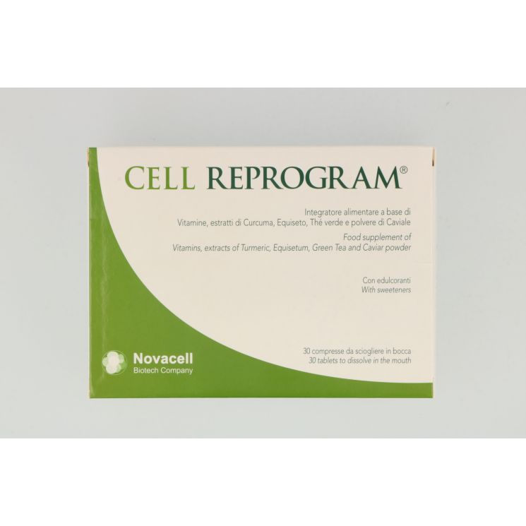 Cell Reprogram 30 Compresse