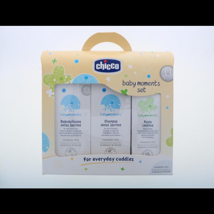 Chicco Baby Moments Set Da Bagno Farmacia Di Fiducia