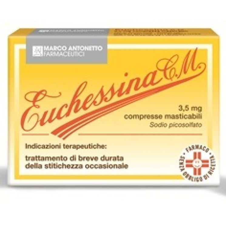 Euchessina CM 18 Compresse Masticabili Divisibili 022941076