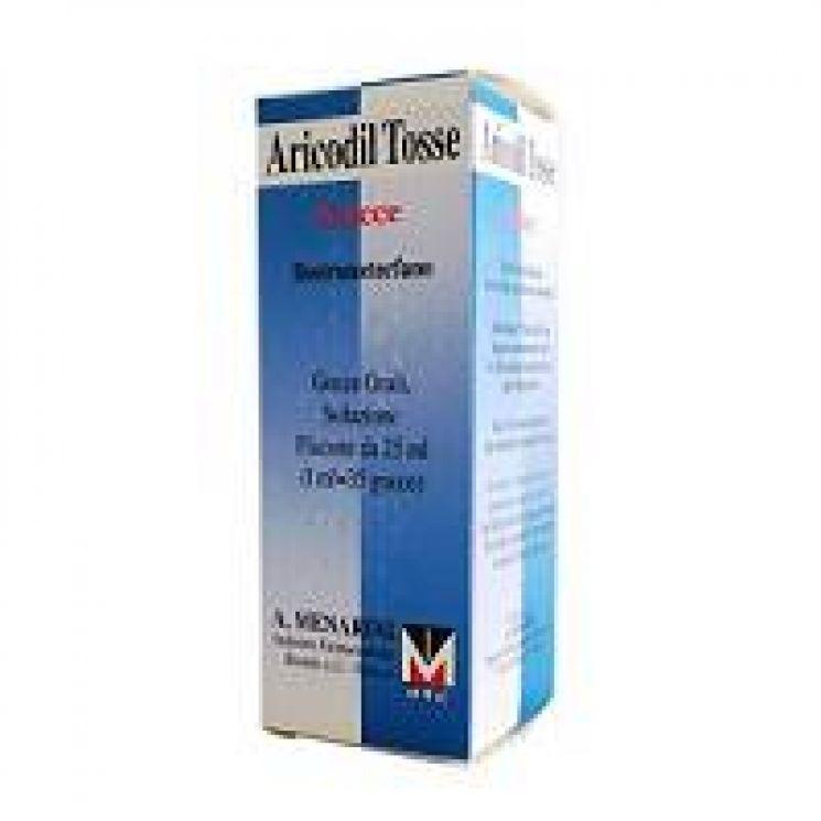 Aricodiltosse Gocce Orali 25 ml 011680067
