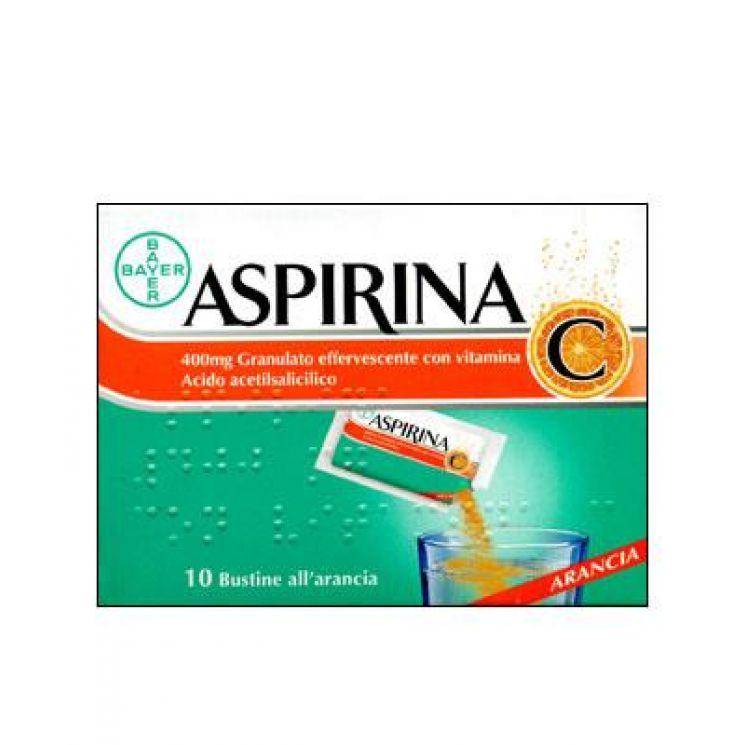 Aspirina 10 Bustine 400mg+240mg 004763153