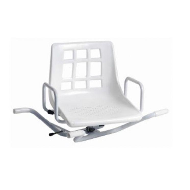 Sedile Per Vasca Con Seduta Girevole.Sedile Girevole 360 Gradi Per Vasca Da Bagno Farmacia Di Fiducia