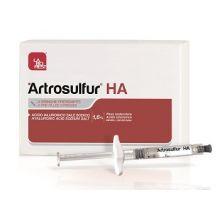 ARTROSULFUR HA SIR 1,6% 2ML3PZ Infiltrazioni per ginocchio e articolazioni