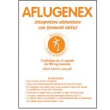 Aflugenex 12 Capsule Digestivi e Depurativi