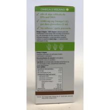 Norsan Omega-3 Vegano 100ml Omega 3, 6 e 9
