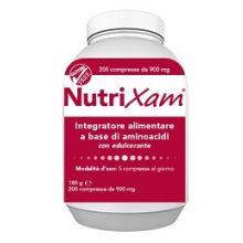 Nutrixam 200 Compresse Proteine e aminoacidi
