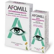 AFOMILL ANTIARROSSAMENTO 10 FIALE 0,5ML Prodotti per occhi