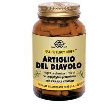 ARTIGLIO DIAVOLO 100 CAPSULE VEGETALI Ossa e articolazioni