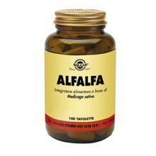 Alfalfa Solgar 100 Tavolette Digestione e Depurazione