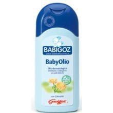 BABIGOZ BABYOLIO 200ML Protezione pelle del bambino