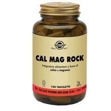 CAL-MAG-ROCK 100 TAVOLETTE Integratori Sali Minerali