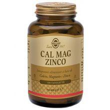 CAL-MAG-ZINCO 100 TAVOLETTE Magnesio e zinco