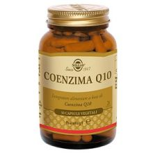 Coenzima Q10 Solgar 30 Capsule Vegetali Anti age