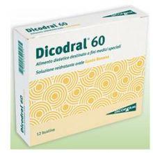 Dicodral 60 12 Bustine Integratori Sali Minerali