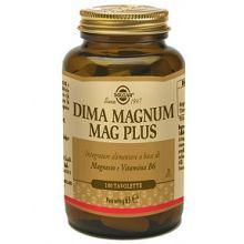 Dima Magnum Mag Plus 100 Tavolette Integratori Sali Minerali