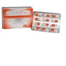 ECCARVIT PLUS 12 CAPSULE Anti age