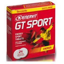 ENERVIT GT SPORT 24 TAVOLETTE MASTICABILI Barrette energetiche