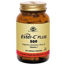 ESTER C PLUS 500 50 CAPSULE VEGETALI DA 500MG Vitamina C