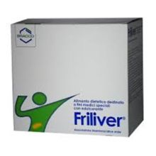 FRILIVER 20 BUSTINE Proteine e aminoacidi
