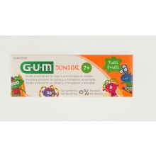 GUM J DENTIF7/12 FLUOR 1000PPM Igiene orale bambini