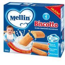 MELLIN BISCOTTO 360G Biscotti per bambini