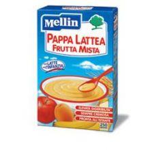 MELLIN PAPPA LATTE FRU 250G NF Pappa lattea e farina lattea