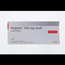 NEGATOL*7 OV VAG 0,1G C/APPLIC Capsule e ovuli