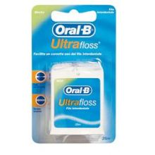 ORALB FILO INTERD ULTRA 25MT Fili interdentali