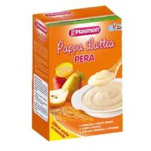 PLASMON PAPPA LATTEA PERA 250G Pappa lattea e farina lattea
