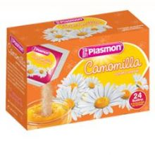 PLASMON TISANA CAMOMILLA 24BUS Tisane per bambini