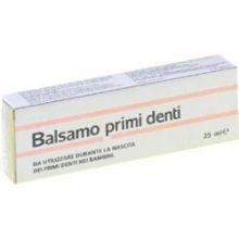 BALSAMO PRIMI DENTI 25ML Gel dentizione