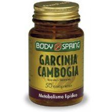 BODY SPRING GARCINIA 50 COMPRESSE Altri alimenti