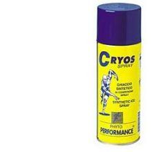 Cryos Ghiaccio Spray Ecologico 200ML Ghiaccio spray e borse del ghiaccio