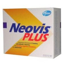 NEOVIS PLUS 20BUST Creatina e carnitina