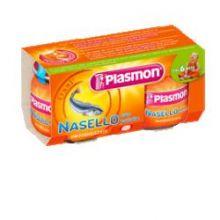 PLASMON OMOG NASELLO/PAT80GX2P Omogeneizzati di pesce