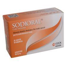 SODIORAL INULINA 8BUST Prodotti per intestino e stomaco