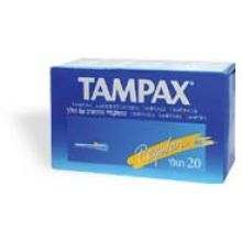 TAMPAX BLUE BOX REGULAR X30PEZZI Assorbenti interni