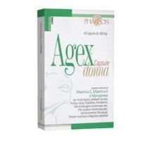 AGEX DONNA PHARCOS 40 CAPSULE Menopausa