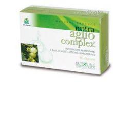 AGLIO COMPLEX 60 CAPSULE Colesterolo e circolazione