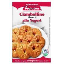 AGLUTEN CIAMBELLINE ALLO YOGURT 200G Dolci senza glutine