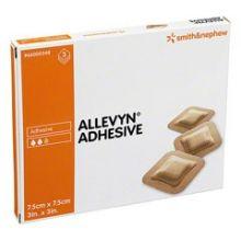 ALLEVYN ADHESIVE 7,5CM X 7,5CM 3 MEDICAZIONI Medicazioni avanzate